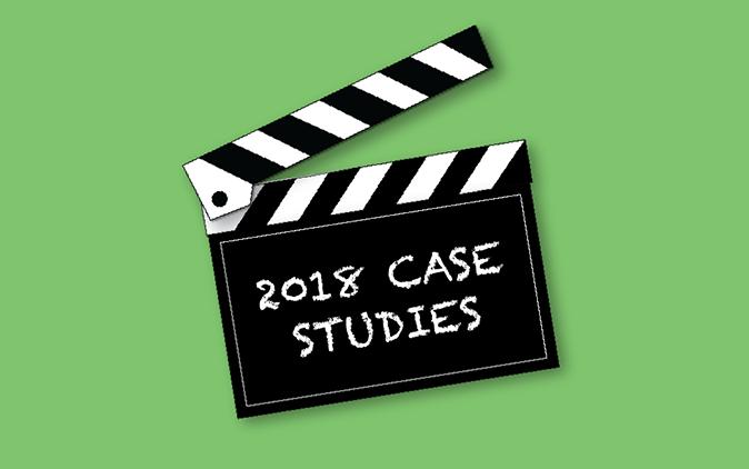 2018 Case Studies