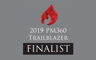 2019 PM360 Trailblazer Finalist