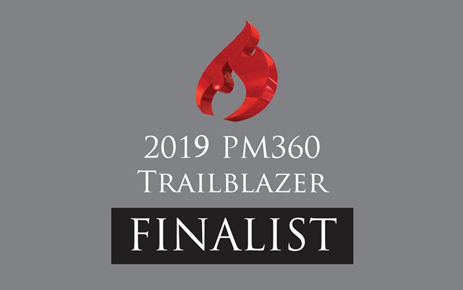 2019 PM360 Trailblazer Finalist